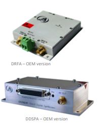 RF drivers for Deflectors & Agile Frequency Shifters