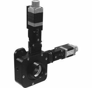 8MTOM2-1 - Motorized Two Axis Translation Optical Mount