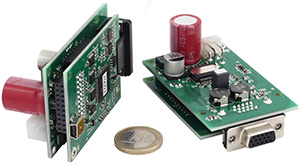 8SMC5B-USB - Stepper & DC Motor Controller Board for Integrators