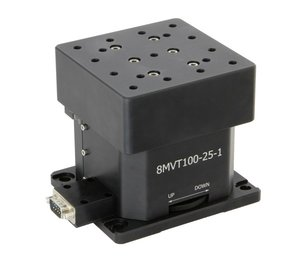 8MVT100-25-1 - Motorized Vertical Stages
