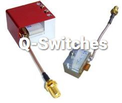 Q-Switches and RF 드라이버
