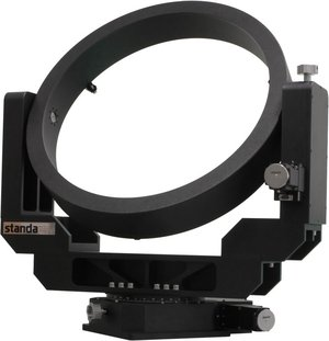 8MLAOM - Motorized Gimbal Optical Mount