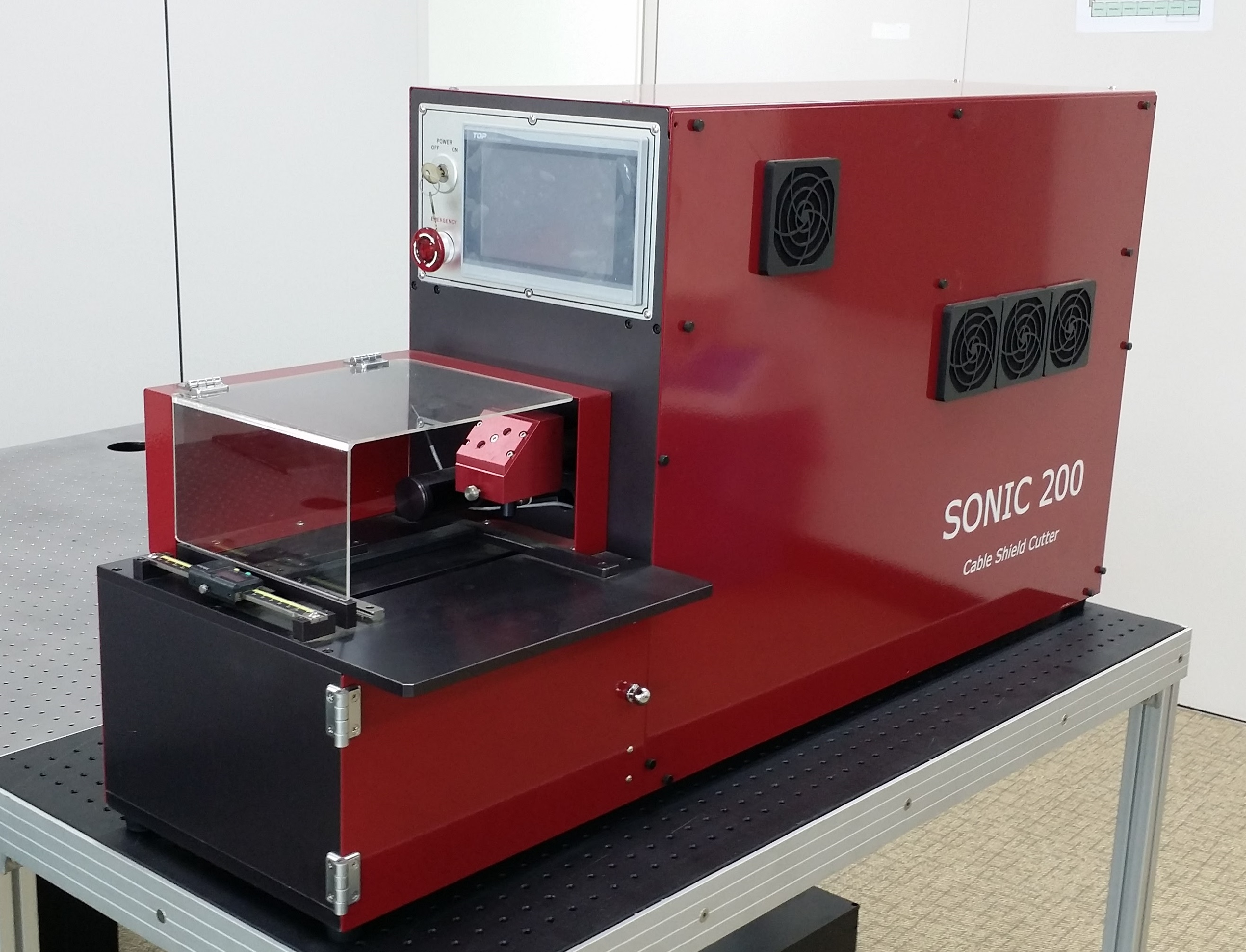 SONIC 200 (CO2 Laser Wire Stripper)