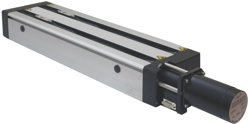 8MT295 - Long-Travel Motorized Linear Stages